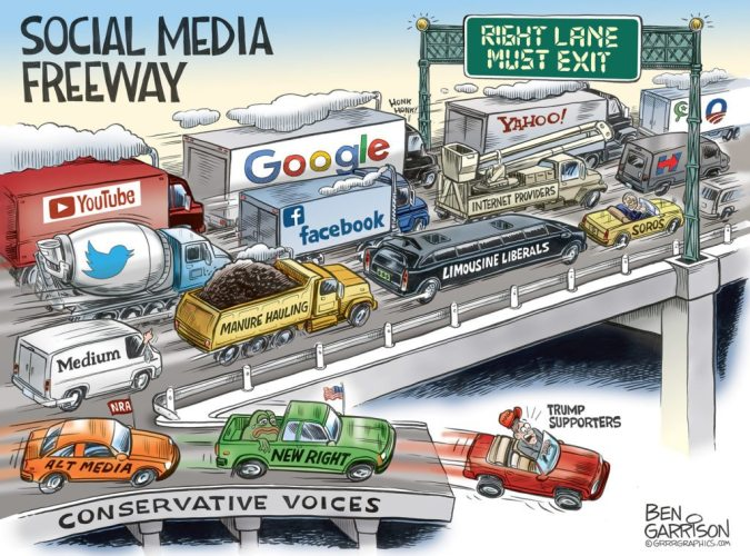 R3publicans:  Ben Garrison: 'The War Against the Free Speech of the Right Will End Badly'