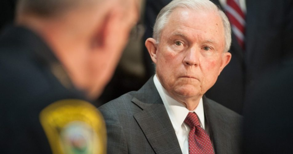 R3publicans:  Is Jeff Sessions Playing 4D Chess?