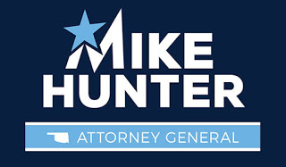 Mike Hunter files for Attorney General