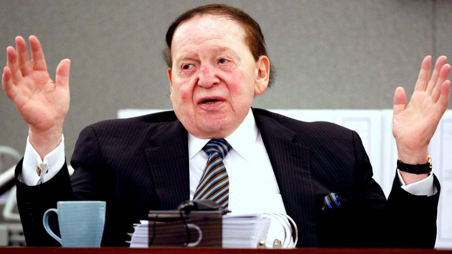 R3publicans:  GOP Hostility Toward Iran Secured After Adelson Gives $30 Million To Top Super PAC