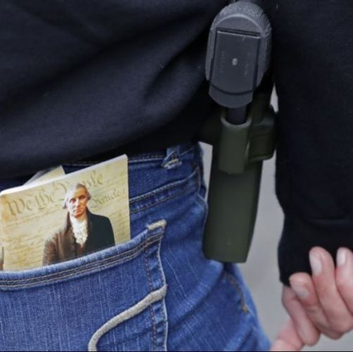 Sooner Politics:  Senate Sends 'Constitutional Carry' to Governor For Signing