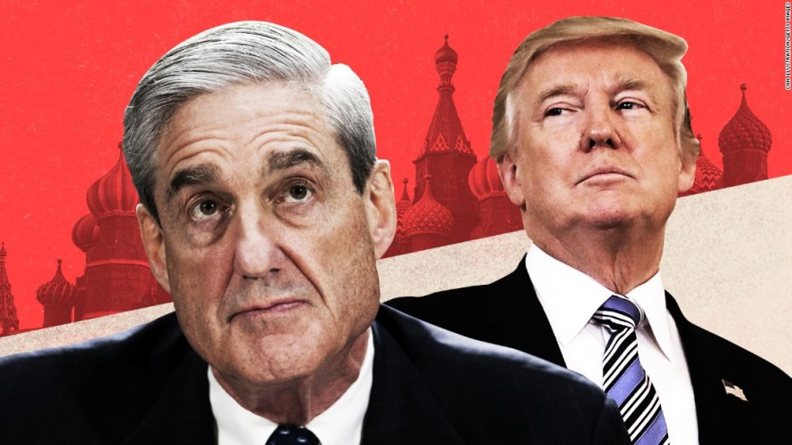 "R3publicans:  Is Trump ""colluding"" with Mueller?"