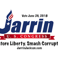 MuskogeePolitico:  Jarrin Jackson for Congress