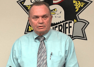 MuskogeePolitico:  Disgraced OK County Sheriff trying to reinsert into county politics?