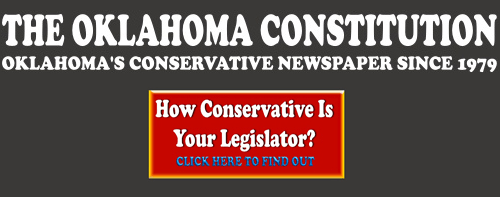 2018 Oklahoma Constitution Conservative Index released