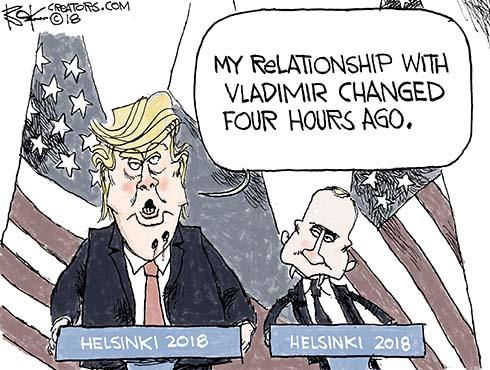 trump apostrophe