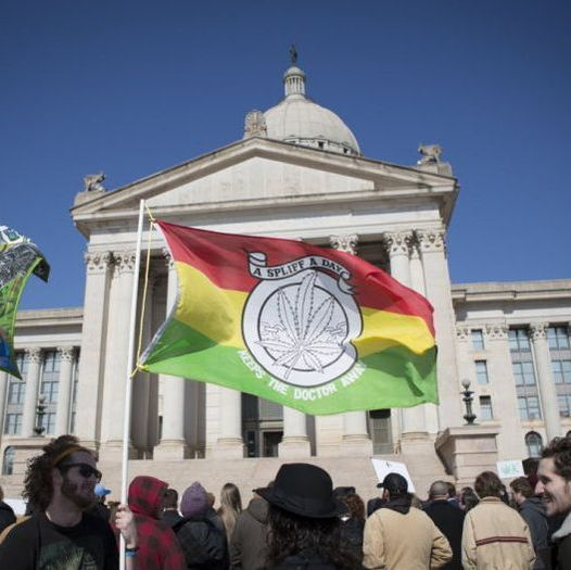 Sooner Politics:  Time Running Out on Recreational Marijuana Petition