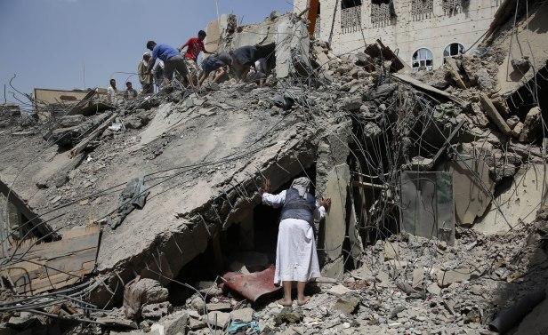 APTOPIX Mideast Yemen