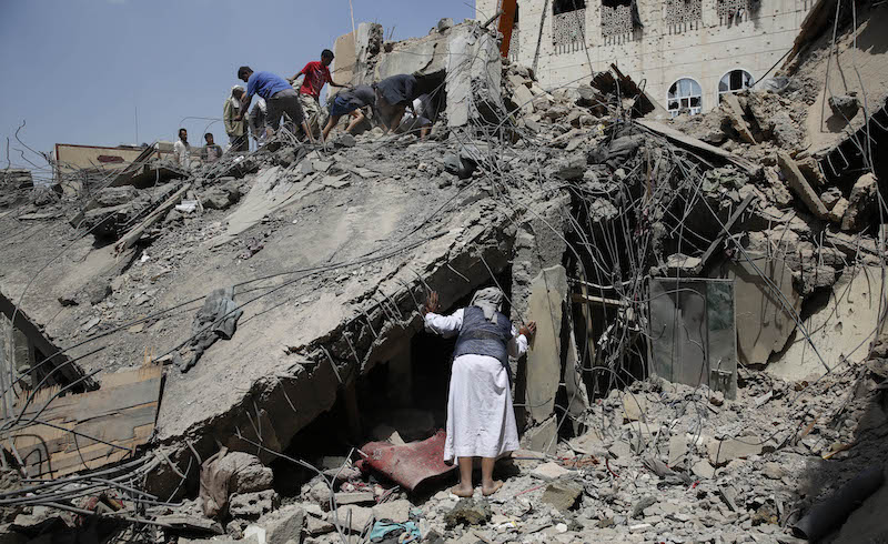 Paul Craig Roberts: Where Does Our Attention Belong — Report on Yemen