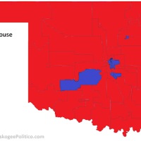MuskogeePolitico:  Election Results Maps -- Oklahoma Legislature