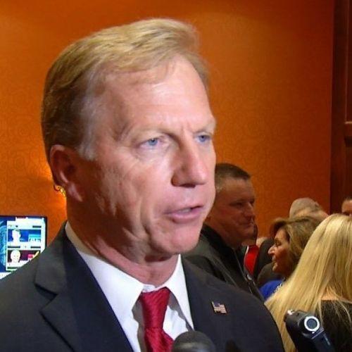 Sooner Politics:  Kevin Hern Sworn In To Congress For Immediate Votes