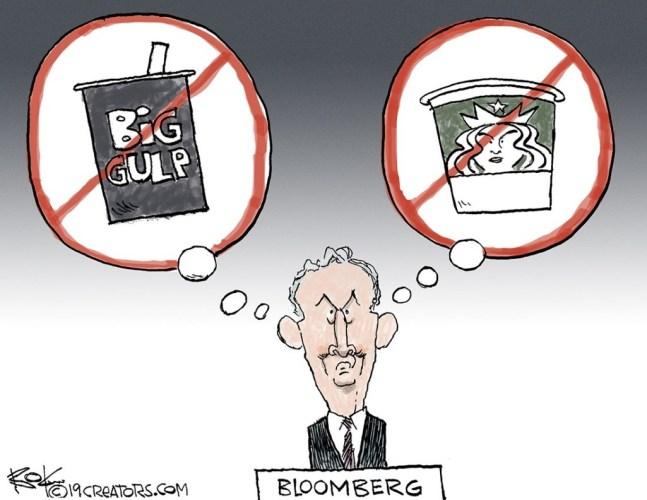 Multi Billionaire Sugar Scourge Michael Bloomberg
