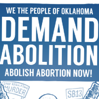 Capitol Rally In OKC To Abolish Abortion February 12th