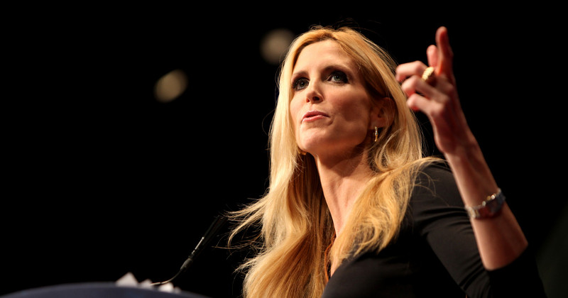 Ann Coulter to Trump: 'If You Don't Build A Wall & Deport Illegals, We'll Be A Socialist Country in About 5 Years'
