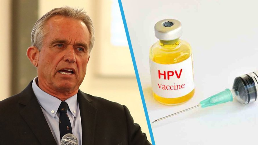 R3publicans:  Robert F. Kennedy Jr Explains Dangers of The HPV & How It Could Give You Cancer