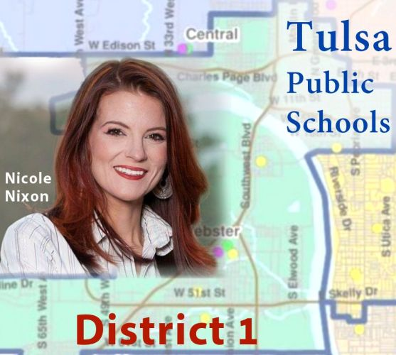 Sooner Politics: Endorsement -- Nicole Nixon For Tulsa School Board