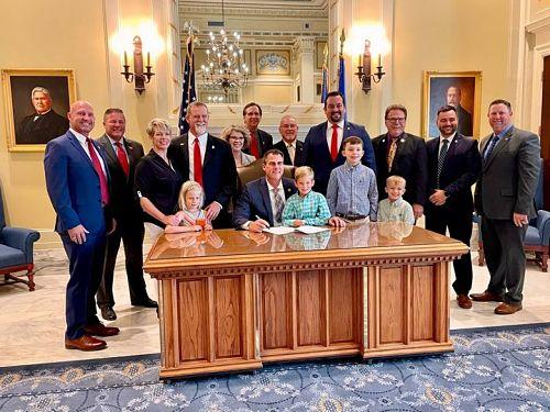 Second Amendment Sanctuary Act