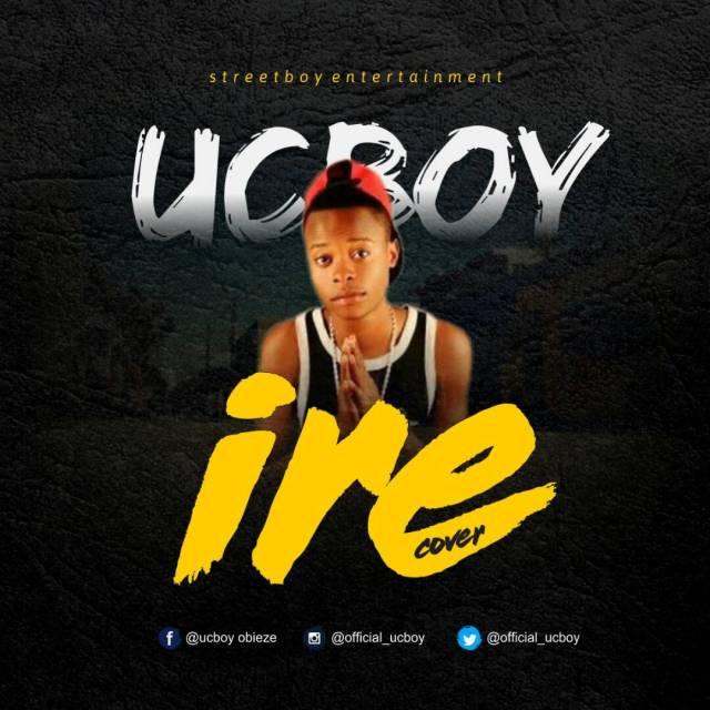 UcBoy - Ire (Cover)
