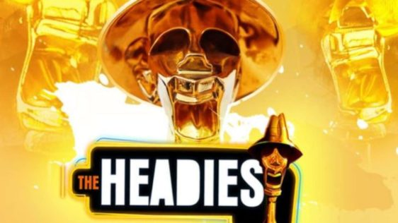 The HEADIES 2018: Full List Of Winners