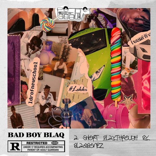 Blaqbonez - Bad Boy Blaq artwork
