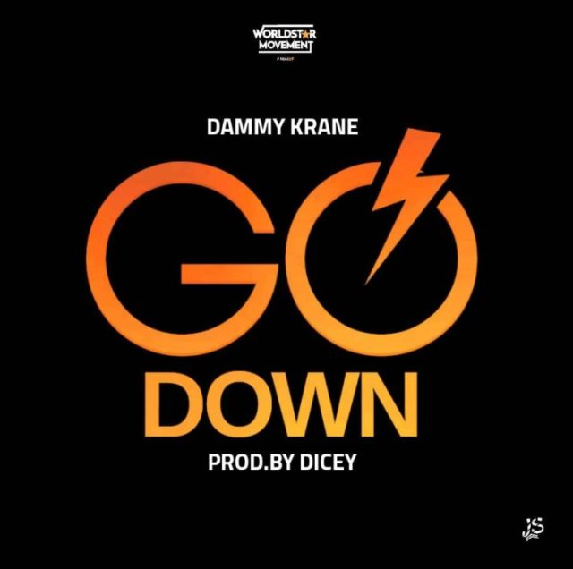Dammy Krane – Go Down artwork