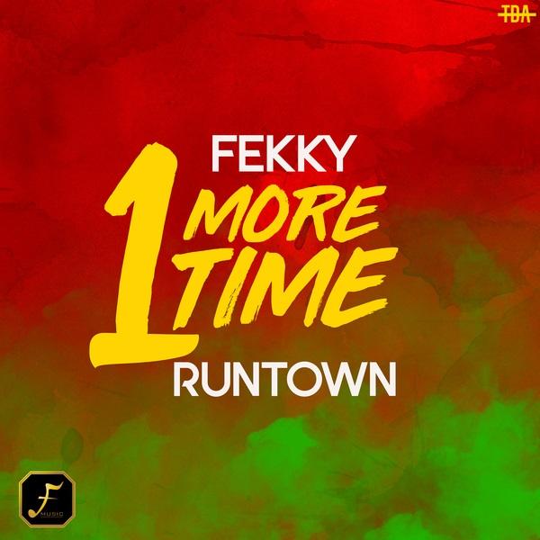 Fekky ft. Runtown – One More Time Artwork