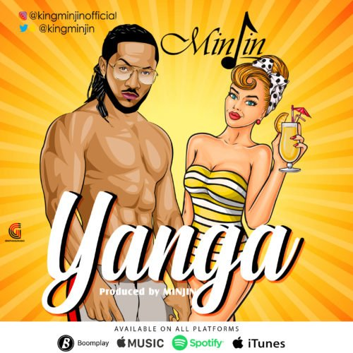 Minjin – Yanga Artwork
