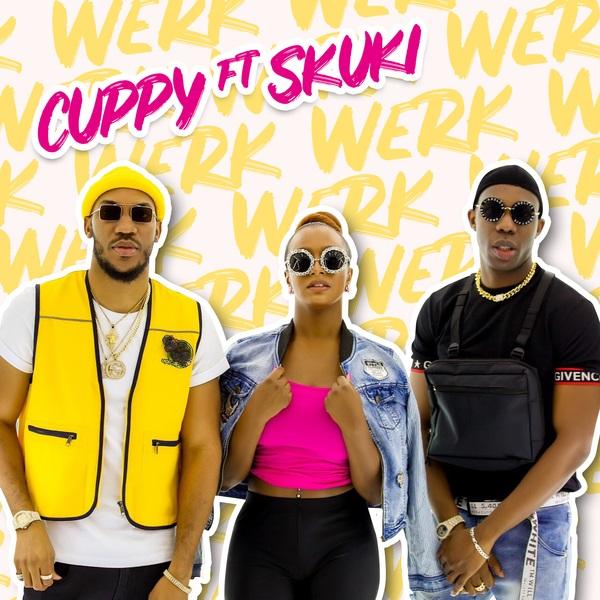 DJ Cuppy ft. Skuki – Werk Artwork