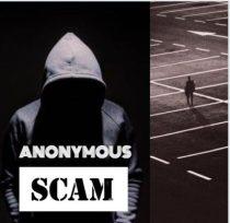 Anonymous – Scam
