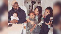 Kanye West And Family Escape Fire Disaster
