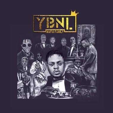 YBNL Mafia Family Album Art