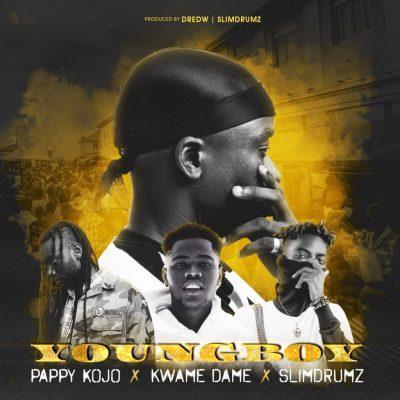 Dred W ft. Pappy Kojo, Kwame Dame & Slimdrumz – Young Boy