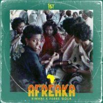 Victoria Kimani ft. Ferre Gola – Afreaka