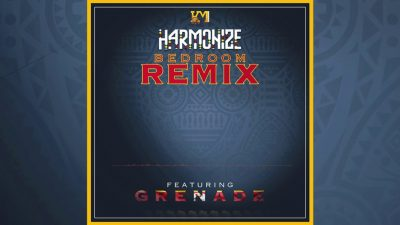 Harmonize ft. Grenade – Bedroom Remix