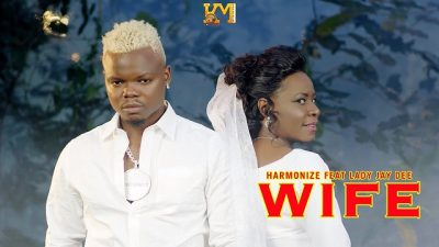 [Video] Harmonize ft. Lady JayDee – Wife