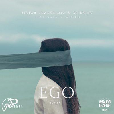 Major League DJz, Abidoza ft. Sarz, Wurld – Ego (Amapaino Remix)