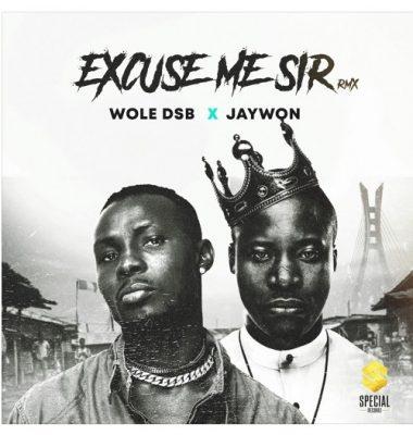 Wole DSB ft. Jaywon – Excuse Me Sir (Remix)