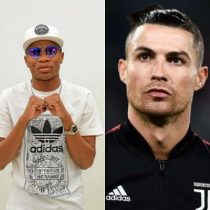 "Cristiano Ronaldo vibes to ""Jerusalema,"" Master KG reacts"