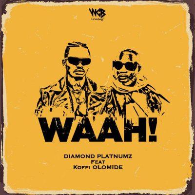 Diamond Platnumz ft. Koffi Olomide – Waah!