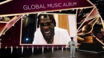 "Burna Boy's ""Twice As Tall"" album wins big at the 2021 Grammy Award"