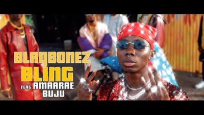 [Video] Blaqbonez ft. Amaarae, Buju – Bling