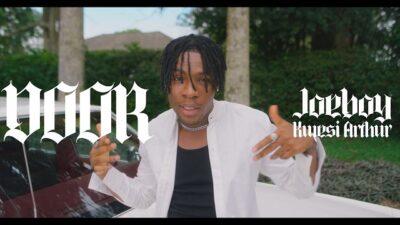[Video] Joeboy ft. Kwesi Arthur – Door (Remix)