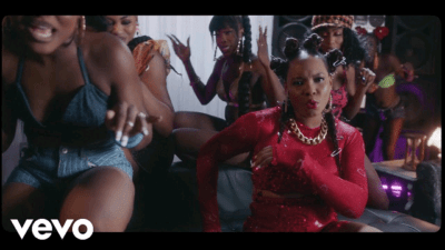 [Video] Yemi Alade ft. Patoranking – Temptation