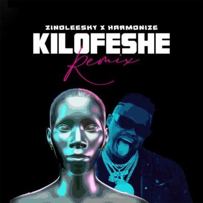 Zinoleesky ft. Harmonize – Kilofeshe (Remix)