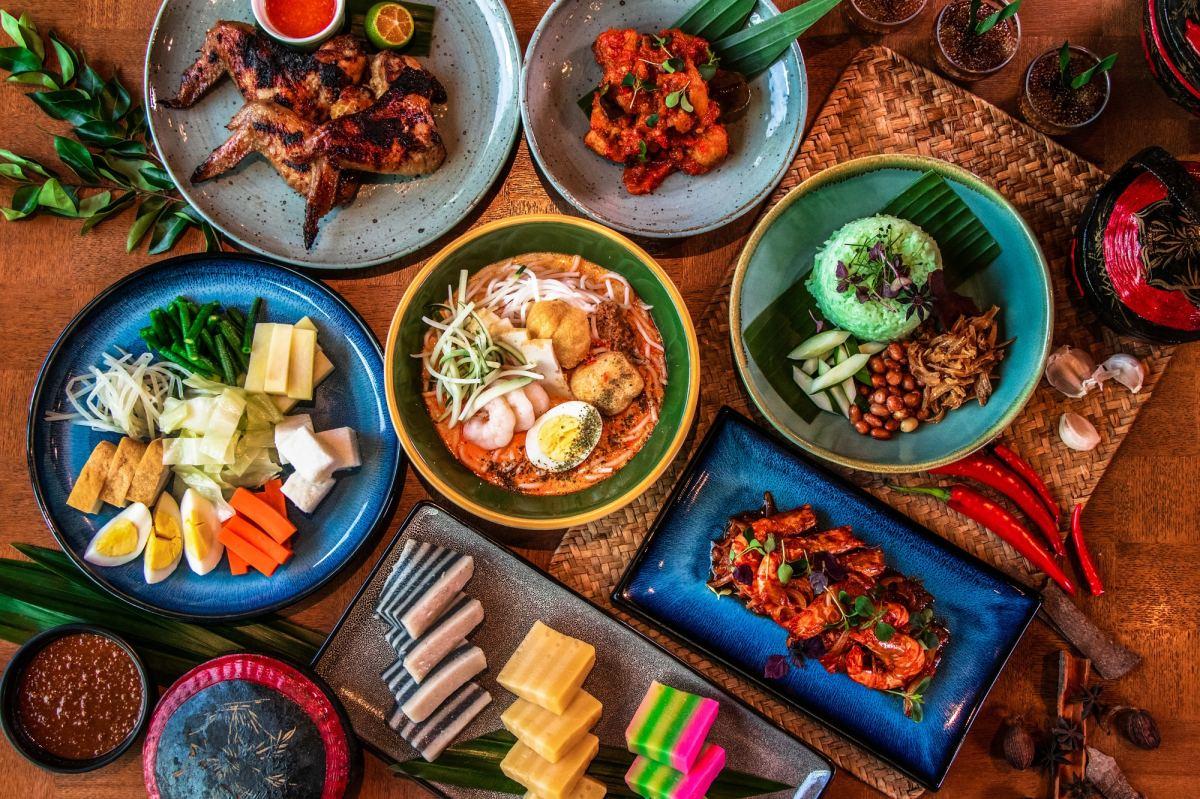 呈獻星洲美食自助餐 / A Sizzling Taste of Singapore @ The Market – Hotel ICON - OKiBook Hong Kong & Macau - 餐廳季度優惠 ...