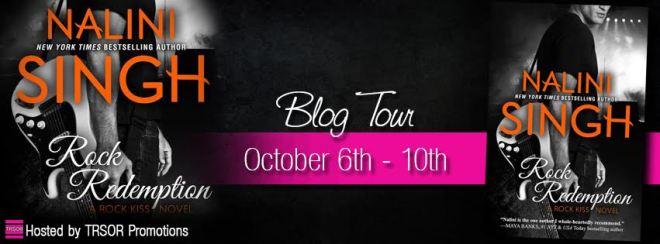 ROCK REDEMPTION BLOG TOUR