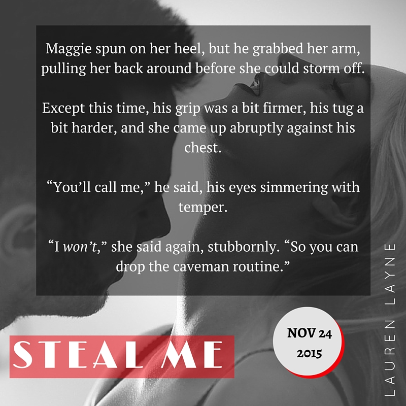 Steal Me Teaser 3