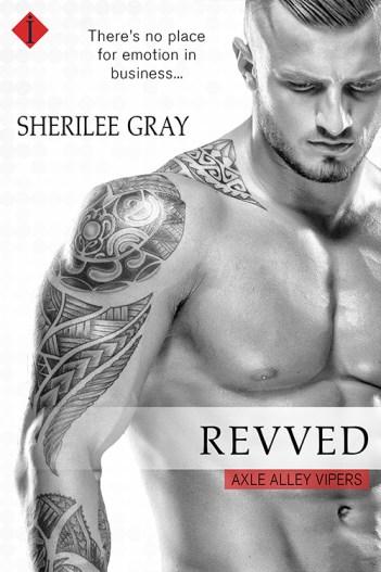 REVVED #2 Cover