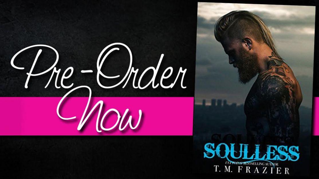 soulless pre-order