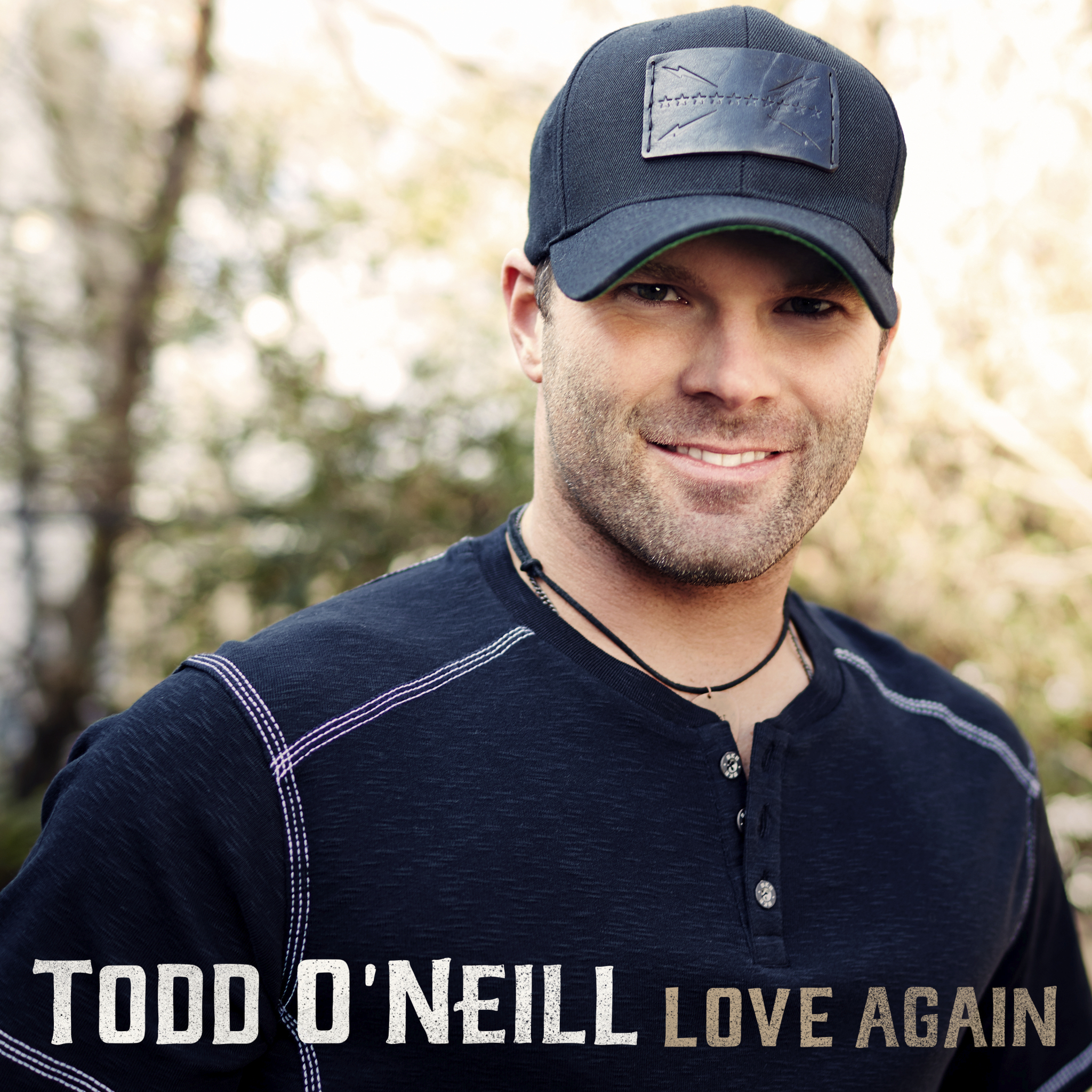 Todd O'Neill Love Again Cover